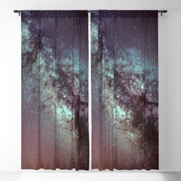 Shy Milky Way Blackout Curtain
