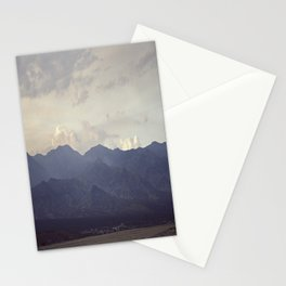 Mesquite Mountains Stationery Cards