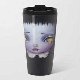 Lydia Deetz Metal Travel Mug