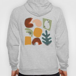 Playing Shapes Hoody