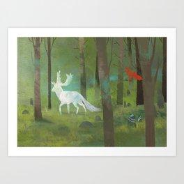 Cerpaon Art Print