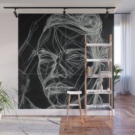 Donna Enigmatica #5; Vivien Solari #1 (B) - Artist: Leon 47 ( Leon XLVII ) Wall Mural