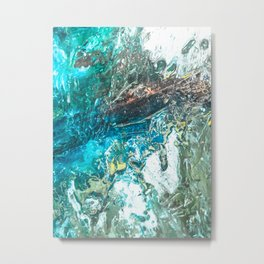 abstract studdy 1 Metal Print