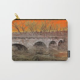 Grampa Bridge Carry-All Pouch