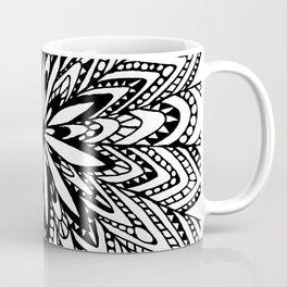 Kaleidoscope Mandala Coffee Mug