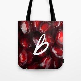 Recettes du Bonheur - pomegranate Tote Bag