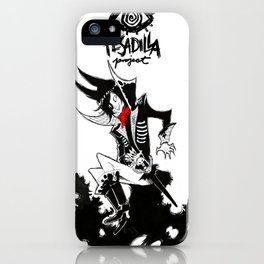 Capitan Pesadilla iPhone Case