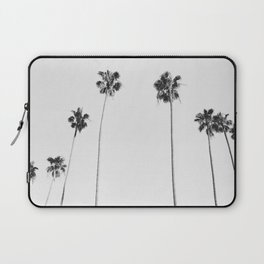 Black & White Palms Laptop Sleeve