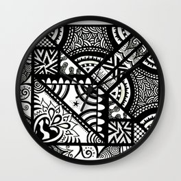 Mildly Constrained Wall Clock