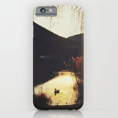 Sunset by the lake iPhone 6s Slim Case
