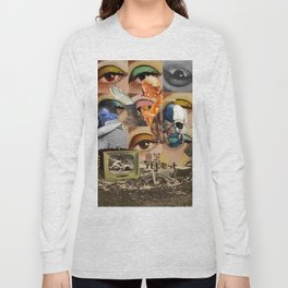 stagnant composition Long Sleeve T-shirt