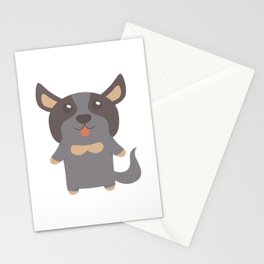 Cattle Dog Gift Idea Stationery Cards