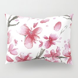Cherry Blossoms #society6 #buyart Pillow Sham