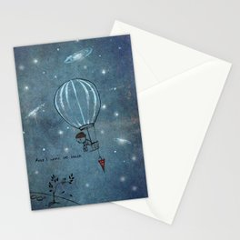 Unposted Letter -3 Stationery Cards