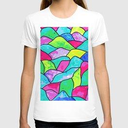 Vitro funky colors T-shirt