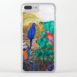 Loros Clear iPhone Case