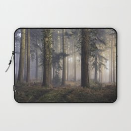 Puddletown Forest Laptop Sleeve