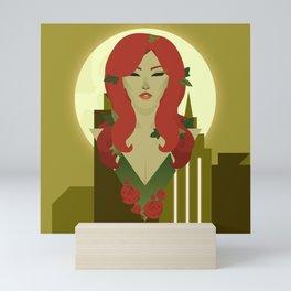 DC Universe | Gotham City Sirens – Poison Ivy Mini Art Print