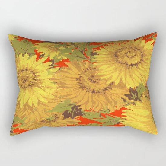 summer hot Rectangular Pillow