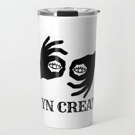 Taryn Creative Travel Mug