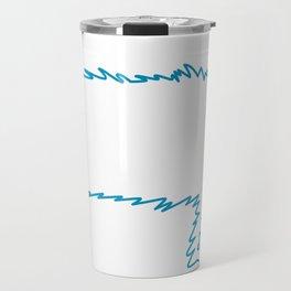 Ice Dog Travel Mug