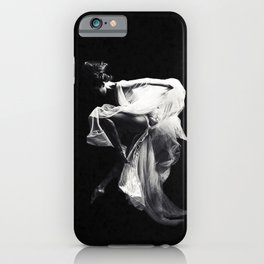 Dancer in motion ... iPhone Case