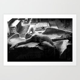 Love Will Tear Us Apart - Joy Division Art Print