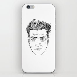 David Lynch iPhone Skin
