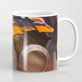 KTM Racing motorbike Coffee Mug