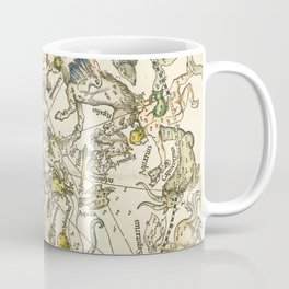"Albrecht Dürer ""Celestial map of the Northern sky"" Coffee Mug"