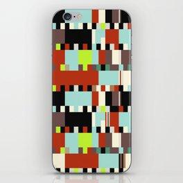 Chopin Fantaisie Impromptu (Dublin Airport Colours) iPhone Skin