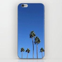 palm springs views 2 iPhone Skin