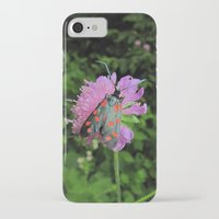 moth iPhone & iPod Cases featuring moth by giol's