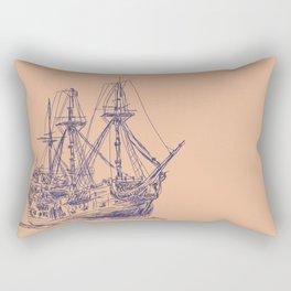 Ahoy Rectangular Pillow