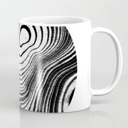 Marble 2 suminagashi outer space planet marbled pattern circle geometric galaxy Coffee Mug