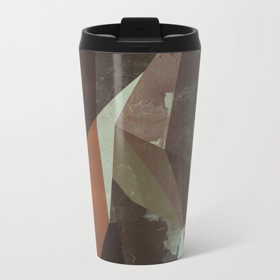 Rock Metal Travel Mug