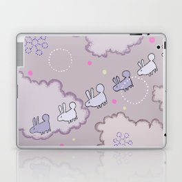 Float Atoms Laptop & iPad Skin