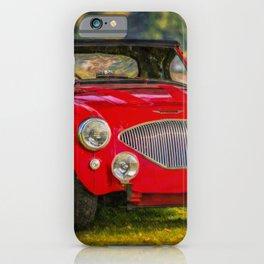 Austin Healey 100 iPhone Case