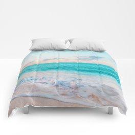 Ocean Bliss #society6 #society6artprint #buyart Comforters