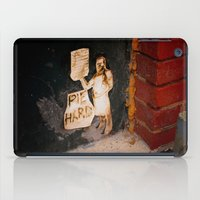 pie iPad Cases featuring Pie on...pie hard. by R Daniele Art Collective