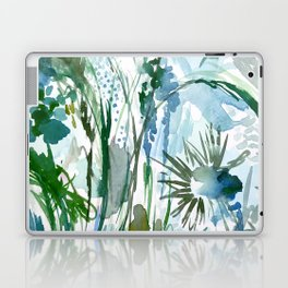 marelle: watercolor floral Laptop & iPad Skin