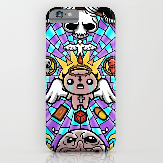 The Binding - Vitral iPhone & iPod Case