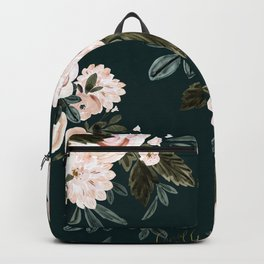 Moody Vintage Roses light Backpack