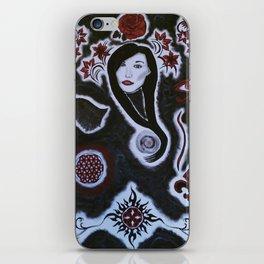Divine Feminine iPhone Skin