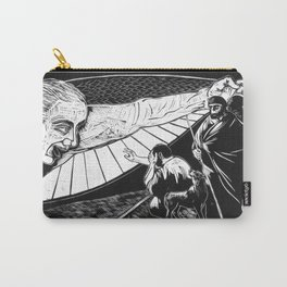 Announcement to Shepherds Carry-All Pouch