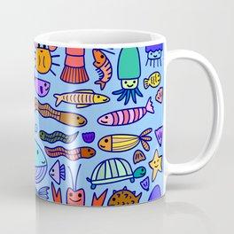Colours Under the Sea Coffee Mug