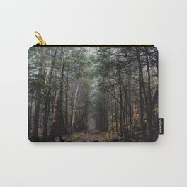 Foggy forrest Carry-All Pouch