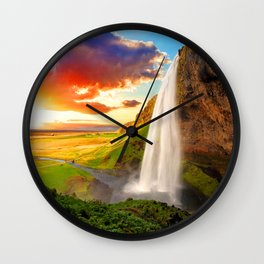 General Nature ||II|| Wall Clock