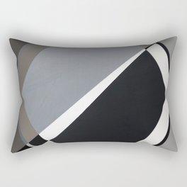 London - hexagon Rectangular Pillow
