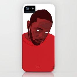 KUNG FU---KENNY III iPhone Case